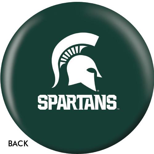 OTBB Michigan State Spartans Bowling Ball