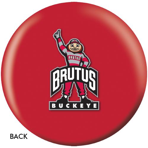 OTBB Ohio State Buckeyes Bowling Ball