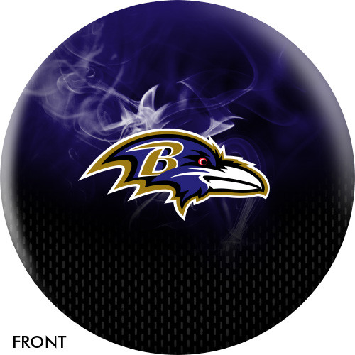 OTBB Baltimore Ravens Bowling Ball