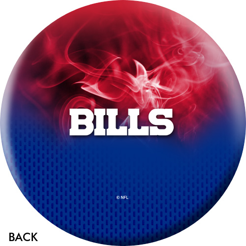 OTBB Buffalo Bills Bowling Ball