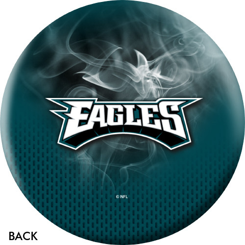 OTBB Philadelphia Eagles Bowling Ball