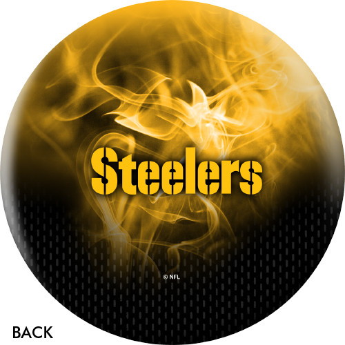 OTBB Pittsburgh Steelers Bowling Ball