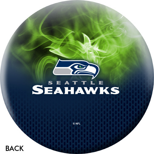 OTBB Seattle Seahawks Bowling Ball