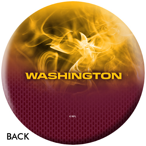 OTBB Washington Football Team Bowling Ball