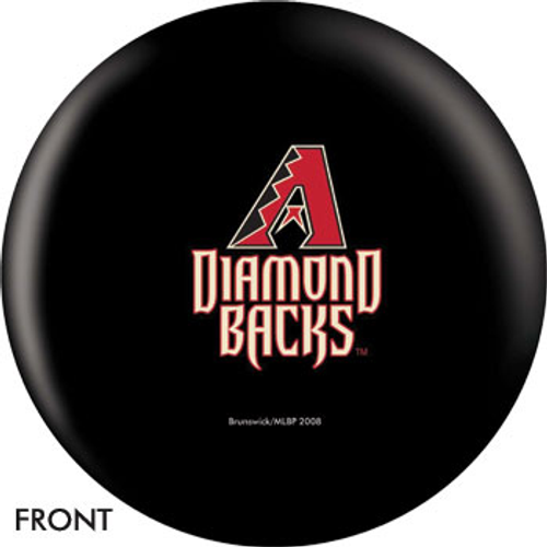 OTBB Arizona Diamondbacks Bowling Ball