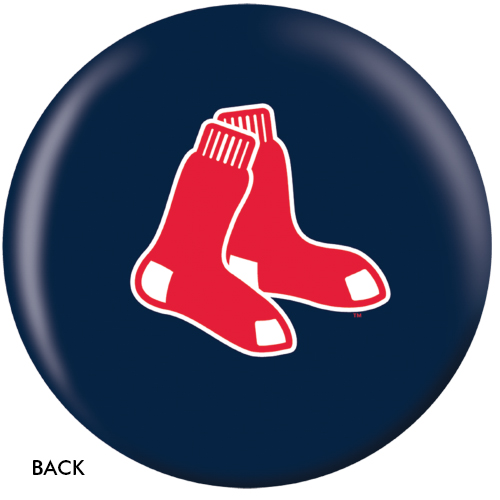 OTBB Boston Red Sox Bowling Ball