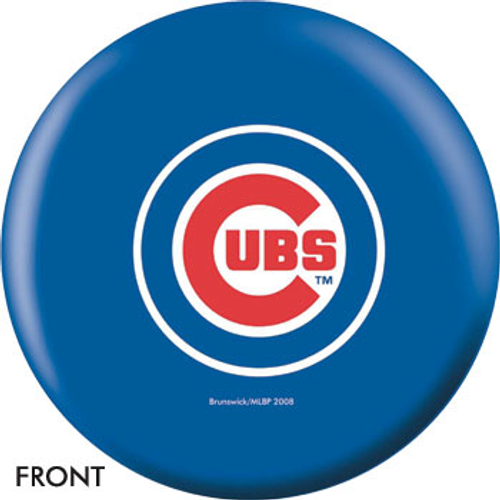 OTBB Chicago Cubs Bowling Ball