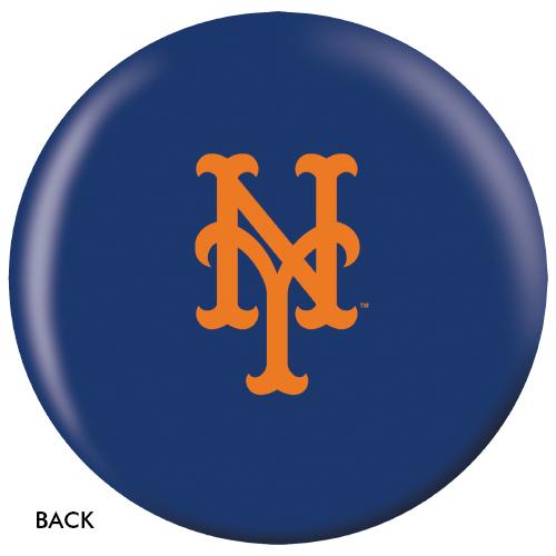 OTBB New York Mets Bowling Ball