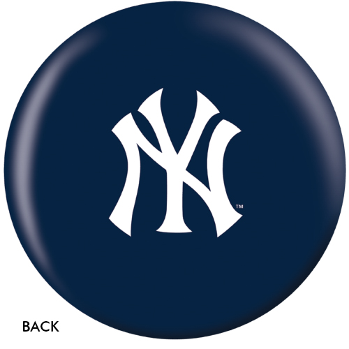OTBB New York Yankees Bowling Ball