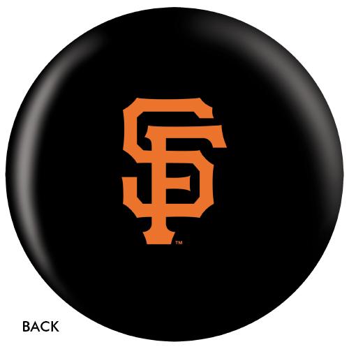 OTBB San Francisco Giants Bowling Ball