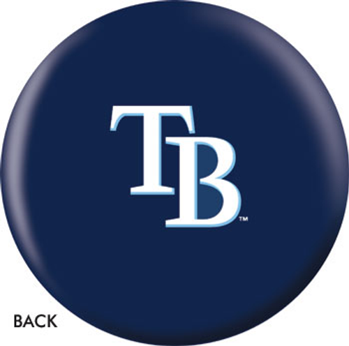 OTBB Tampa Bay Rays Bowling Ball