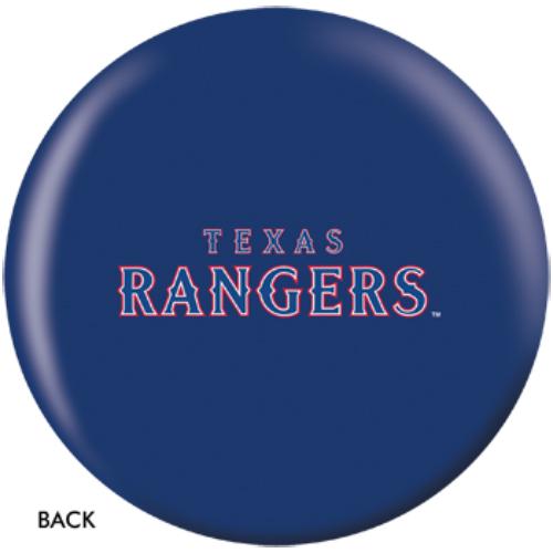 OTBB Texas Rangers Bowling Ball