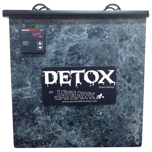 Jayhawk Detox Bowling Ball Oil Remover