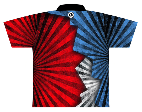 Roto-Grip Personalizable Dye Sublimated Jersey Style 0456