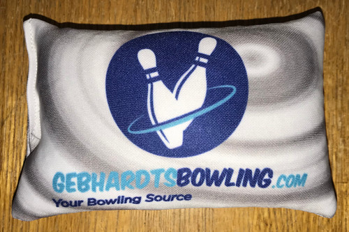 GebhardtsBowling.com Logo Grip Sack