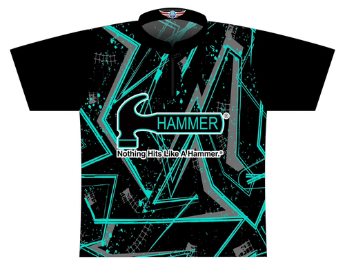 Hammer Personalizable Dye Sublimated Jersey Style 0409