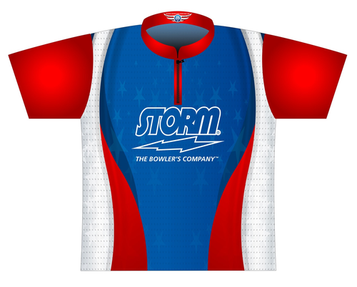 Storm Personalizable Dye Sublimated Jersey Style 0424