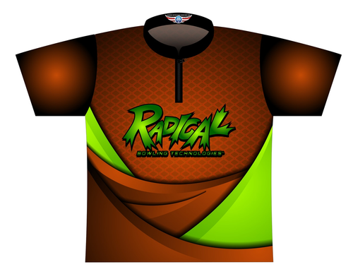 Radical Personalizable Dye Sublimated Jersey Style 0295