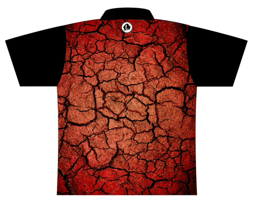 Track Personalizable Dye Sublimated Jersey Style 0410