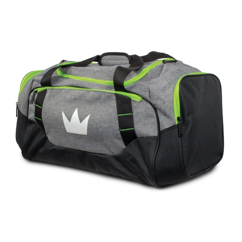 Brunswick Touring Duffle Bag Grey/Lime