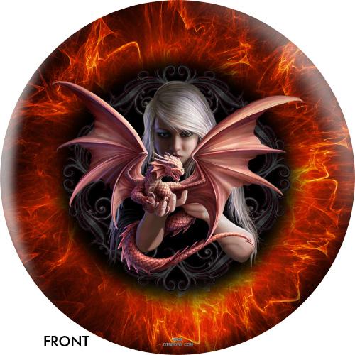 OTBB Dragonkin/Dragons Lair Bowling Ball