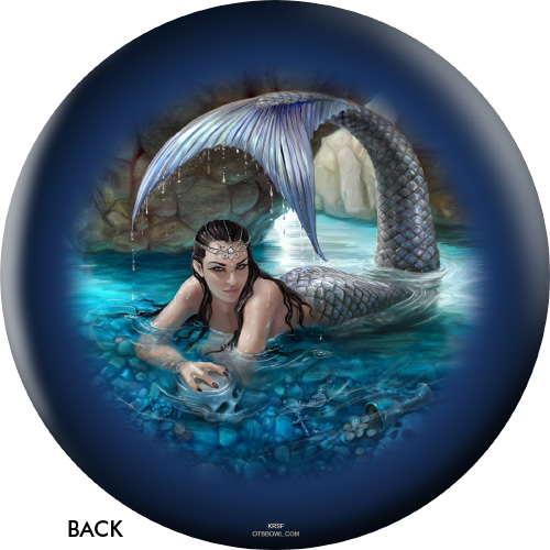 OTBB Mermaid/Hidden Depths Bowling Ball