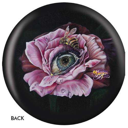 OTBB Eyeball Bee Bowling Ball