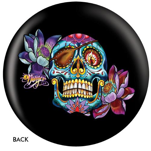 OTBB Skully Roger Bowling Ball