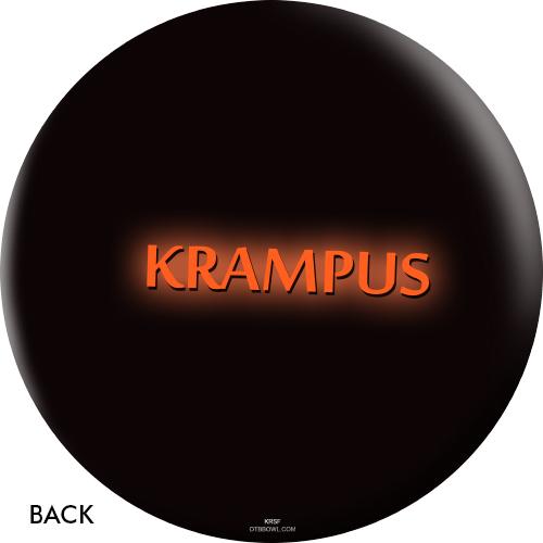 OTBB Krampus Bowling Ball