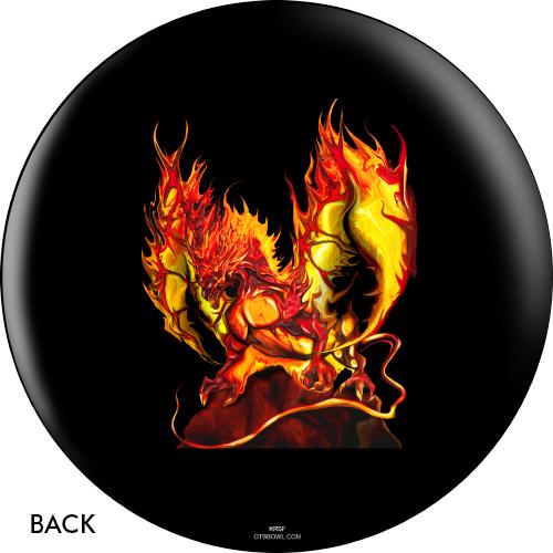OTBB Dragon Bowling Ball