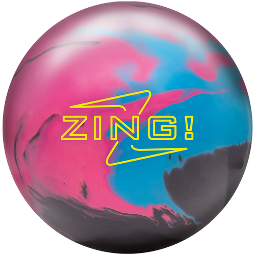 Radical Zing! Bowling Ball
