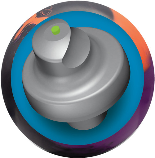 Radical Squatch Solid Bowling Ball