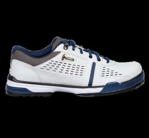 Hammer Boss Mens Bowling Shoes White/Navy/Grey
