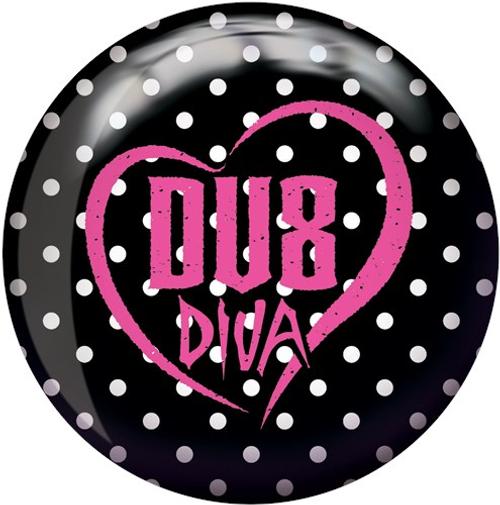 DV8 Diva Spare Bowling Ball