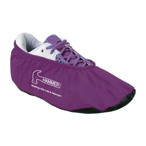 Hammer Shoe Covers Purple