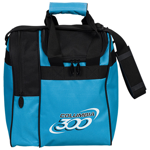 Columbia 300 C300 Single Ball Tote Bag Aqua/Black
