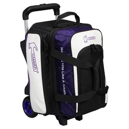 Hammer Vibe 2 Ball Roller Bag Purple/White