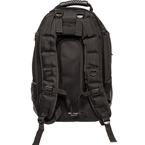 Hammer Tournament Backpack Black/Carbon