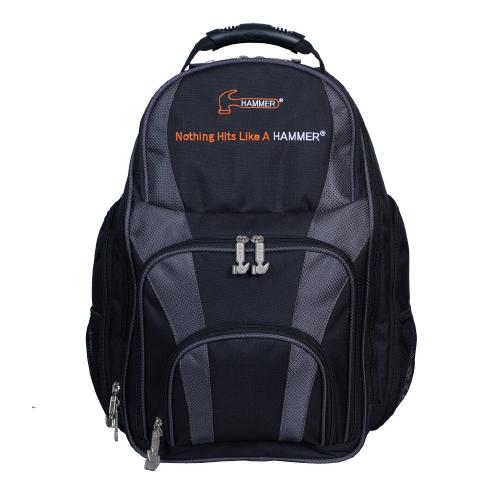 Hammer Tournament Backpack Black/Carbon