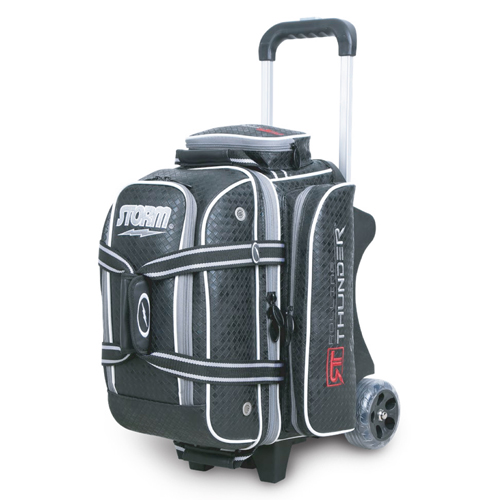 Storm 2-Ball Rolling Thunder Signature Bowling Bag Black Diamond