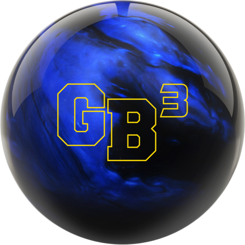 Ebonite Game Breaker 3 Black/Blue Bowling Ball