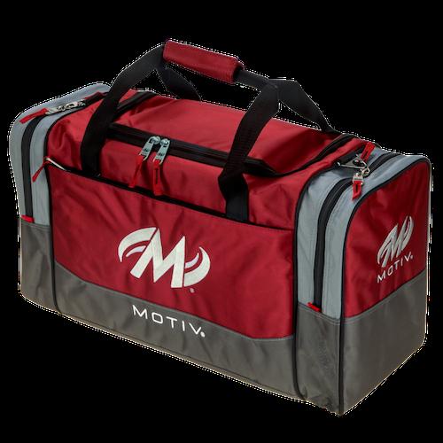Motiv Shock 2-Ball Tote Bag Red