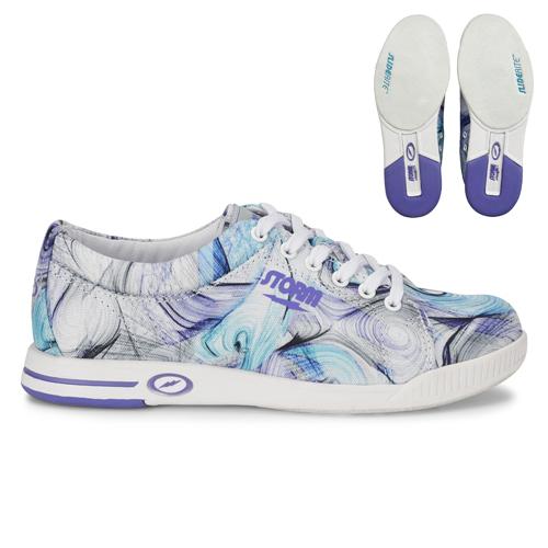 Storm Galaxy Womens Bowling Shoes