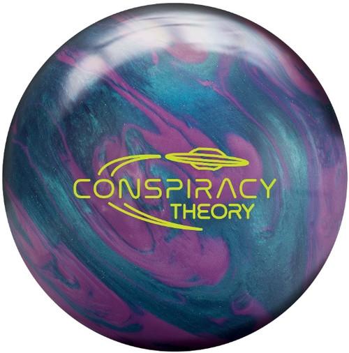 Radical Conspiracy Theory Bowling Ball
