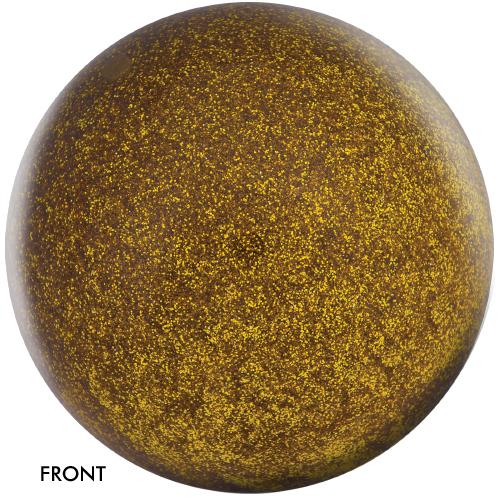 OTBB Gold Glitter Bowling Ball