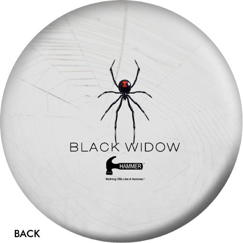 OTBB Hammer Black Widow Spider Bowling Ball