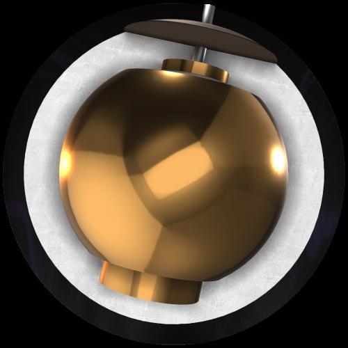 Ebonite Game Breaker 3 Pearl Bowling Ball Core