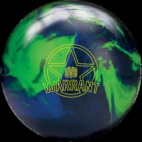 DV8 Warrant Bowling Ball