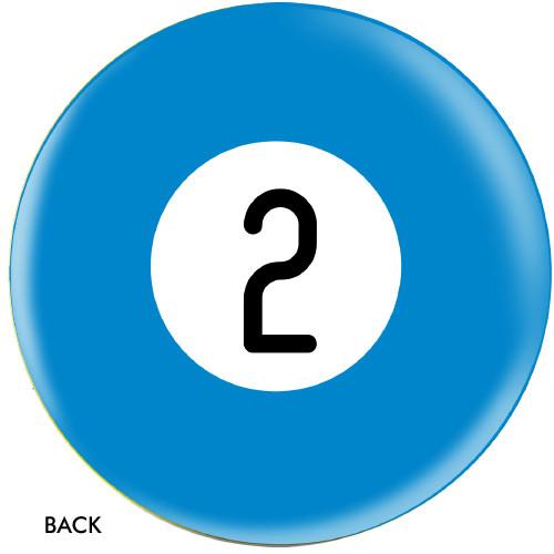 OTBB 2 Ball Blue Bowling Ball