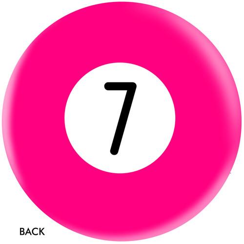 OTBB 7 Ball Pink Bowling Ball